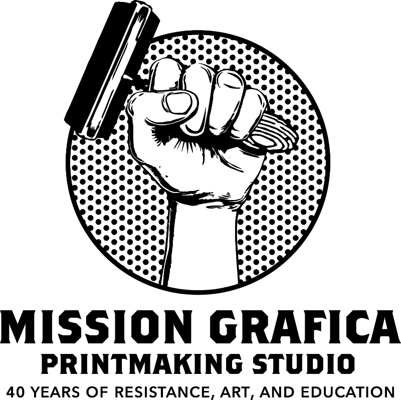 Mission Grafica Printmaking Studio: 40 Years of Resistance, Art, and Education