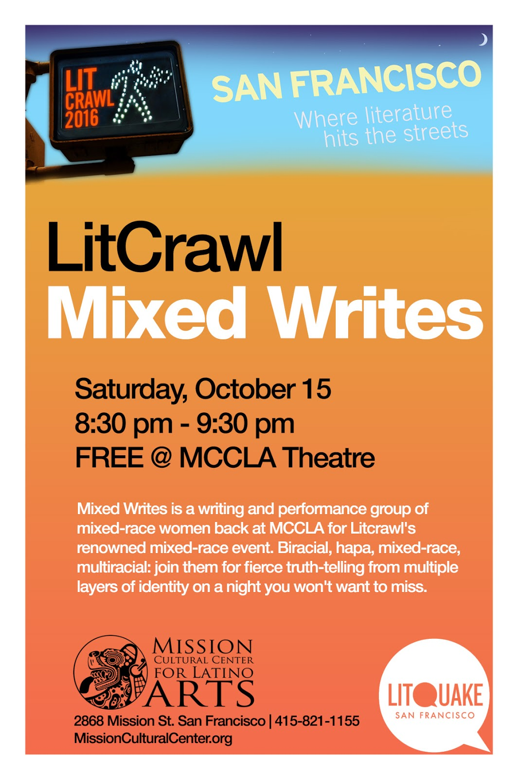 LitCrawl Mixed Writes