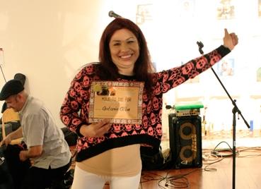 Antonia Alba Mole