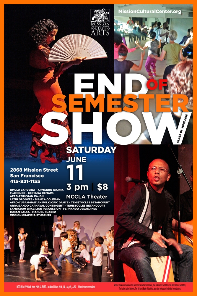 End Of Semester Show June 2016