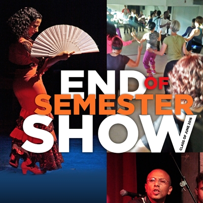 End Of Semester Show 2016