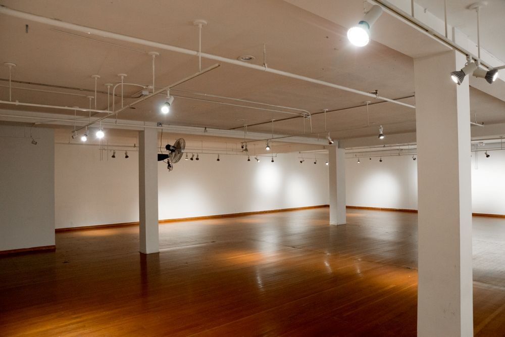 Large Gallery 2nd Floor, Mission Cultural Center for Latin in Arts San Francisco CA, Rental Studio