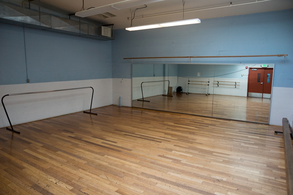 Studio A Mission Cultural Center for Latin in Arts San Francisco CA, Rental Studio