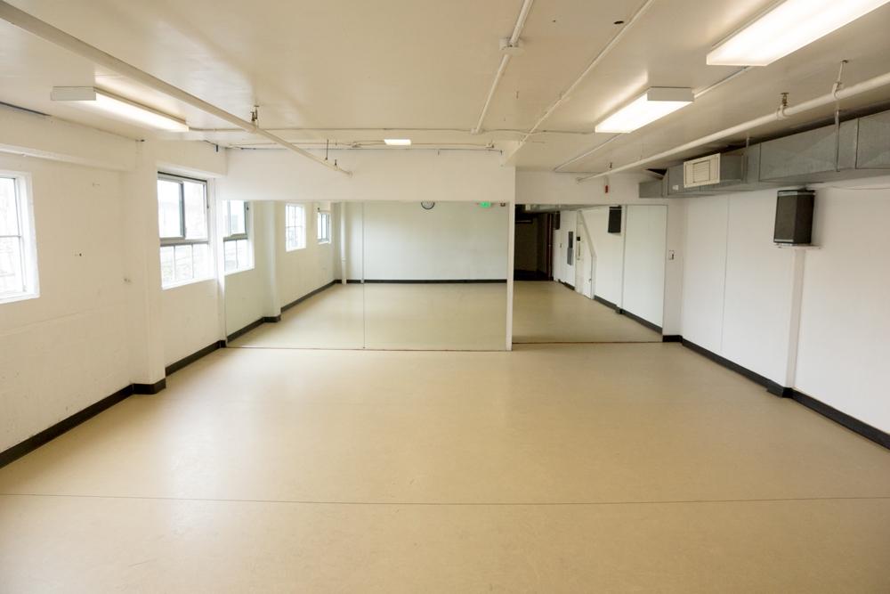 Studio E Mission Cultural Center for Latin in Arts San Francisco CA, Rental Studio