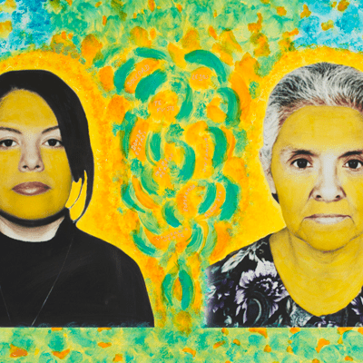Mothers and Daughters in Art