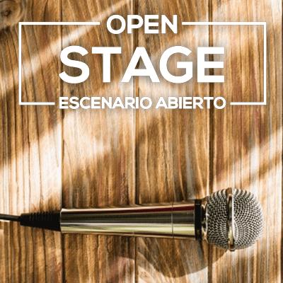 Open Stage Escenario Abierto