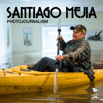 Santiago Mejia: Photojournalism