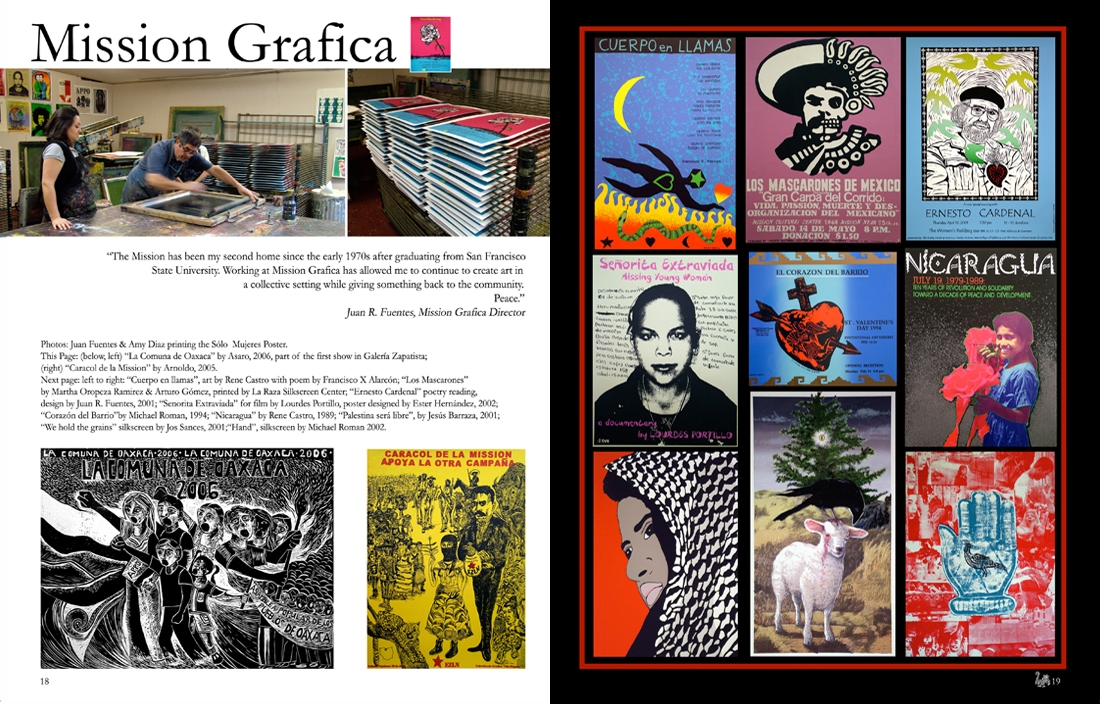 MCCLA Magazine 30th Anniversary Pages 20-21