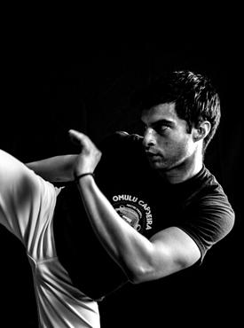 Armando Ibarra Instructor