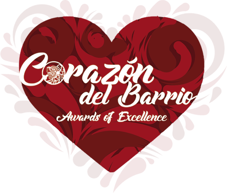 Corazon Del Barrio Awards of Excellence - Heart Logo