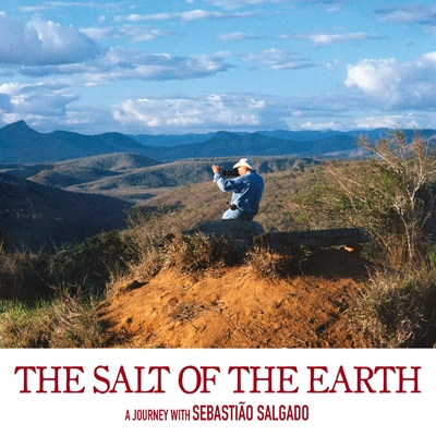 The Salt of the Earth: A Journey with Sebastiao Salgado