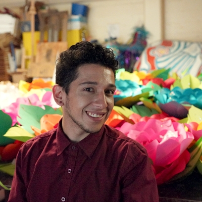 Guillermo Ornelas Arts Education and Outreach Coordinator