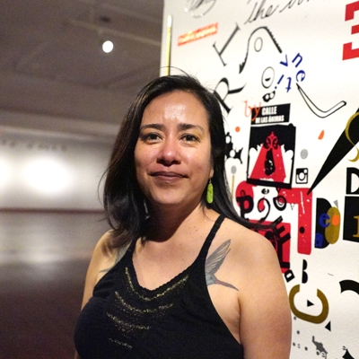 Angelica Rodriguez, Gallery Coordinator