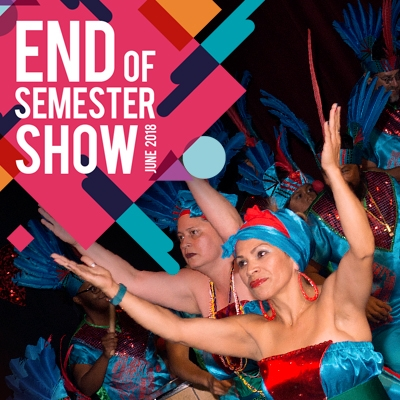 End Of Semester Show June 2018