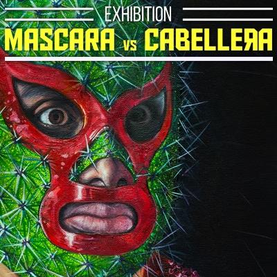 Mascara Vs Cabellera Exhibition