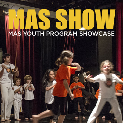 MAS Show: MAS Youth Program Showcase
