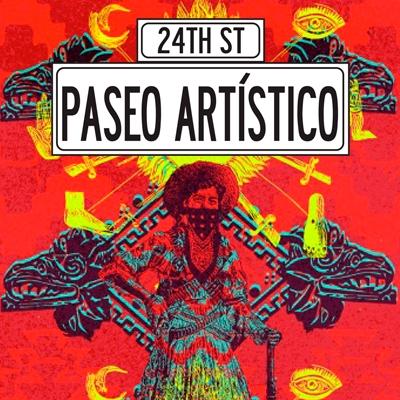 24th St Paseo Artistico
