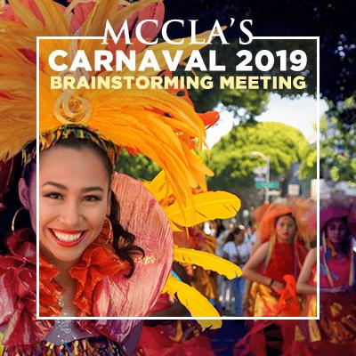 Carnaval 2019 Brainstorming Meeting