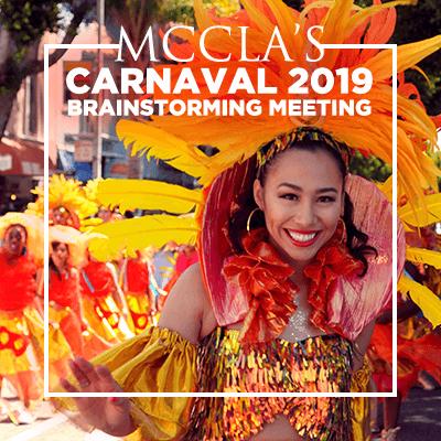 MCCLA's 2019 Carnaval Brainstorming Meeting
