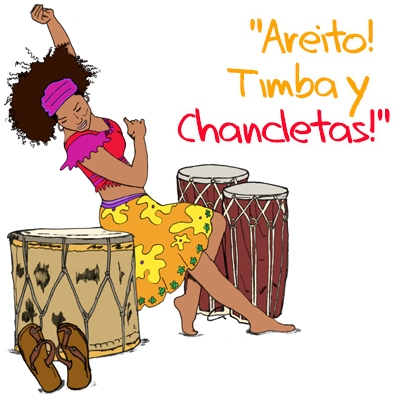 Areito! Timba Y Chancletas!