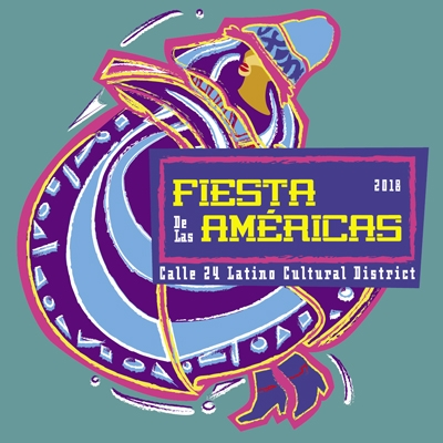 Fiesta De Las Americas, Calle 24 Latino Cultural District