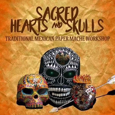 Sacred Hearts And Skulls