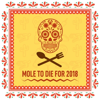 Mole to die for 2018
