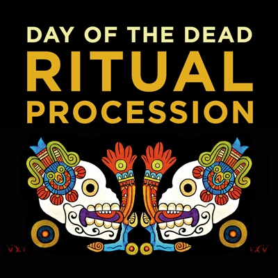 Day of the Dead Ritual Procession