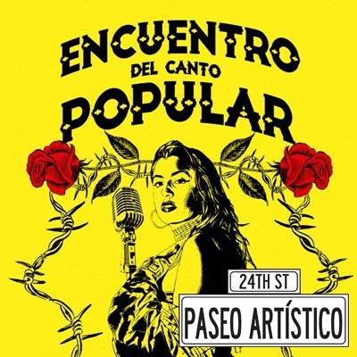 Paseo Artistico Encuentro del canto popular
