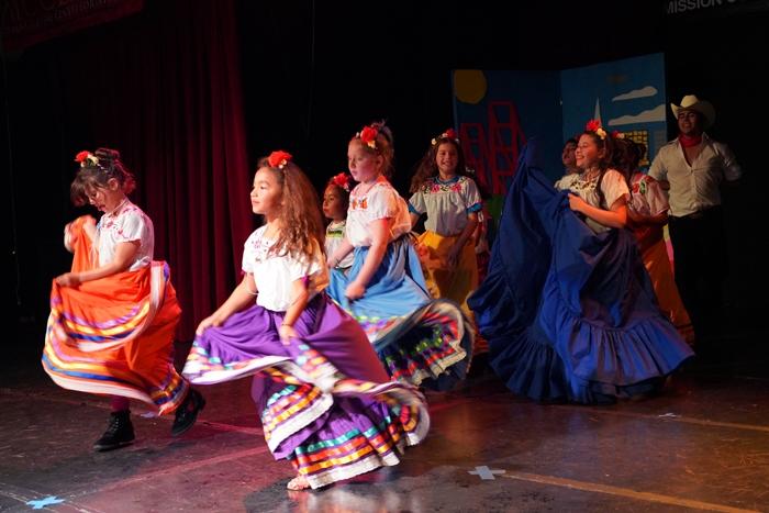 Baile Folklórico (1)