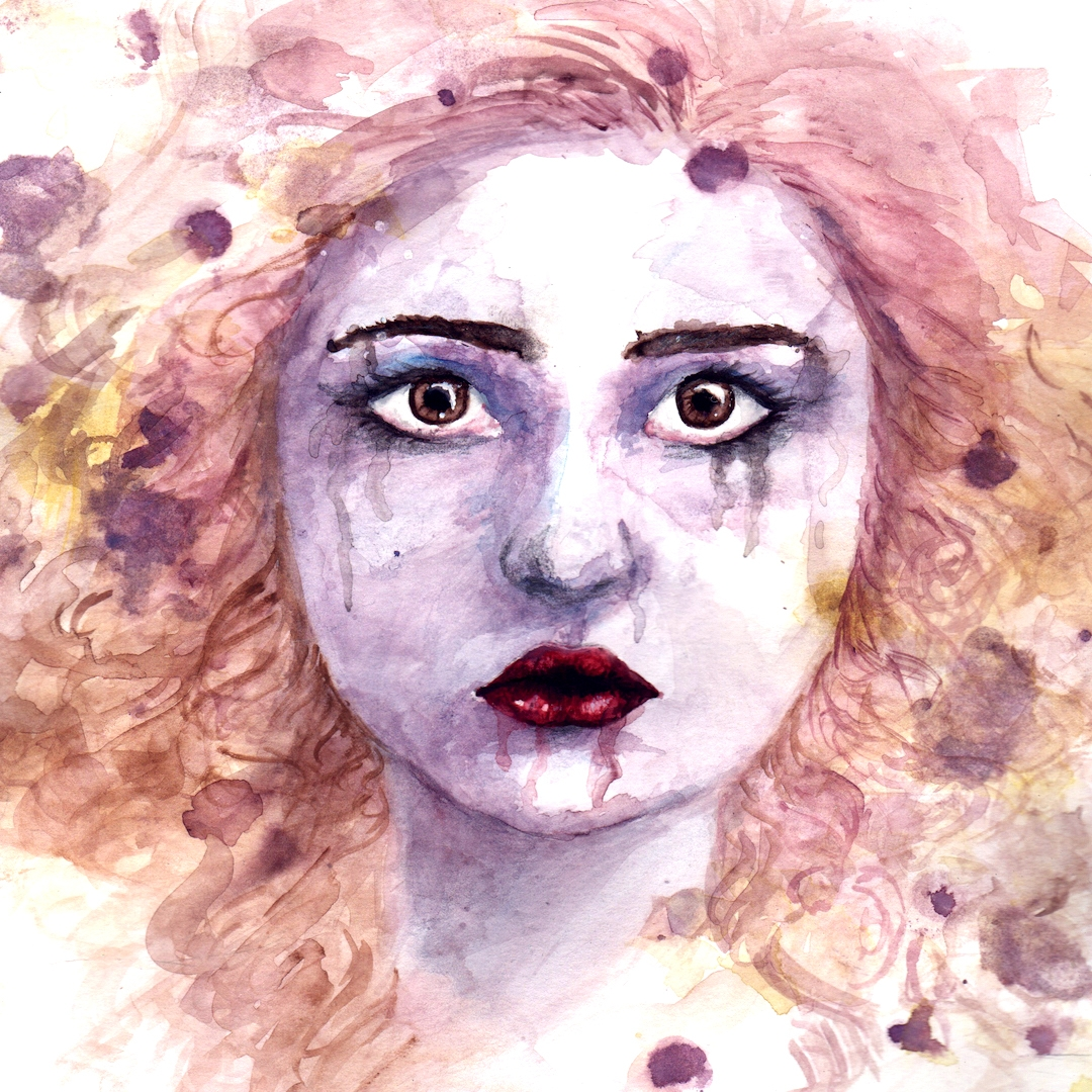 Rostros de Mujer - Art by Dulce Lopez