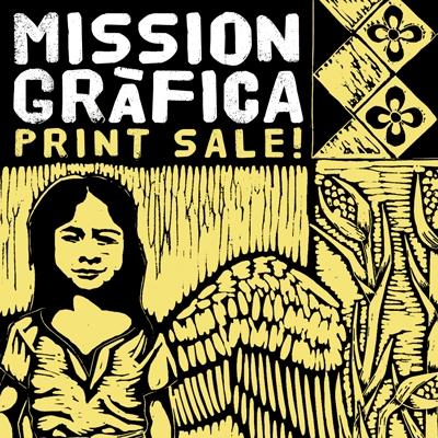 Mission Gráfica Print Sale
