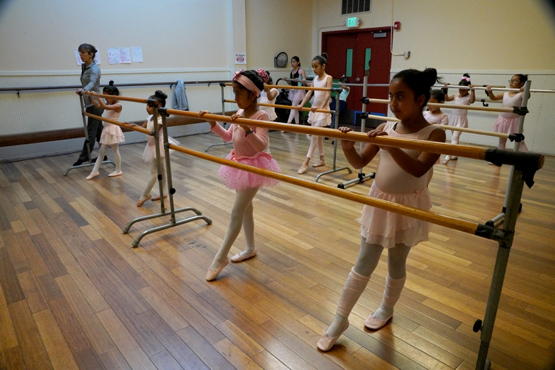 Pre-Ballet Class 2018 (2)