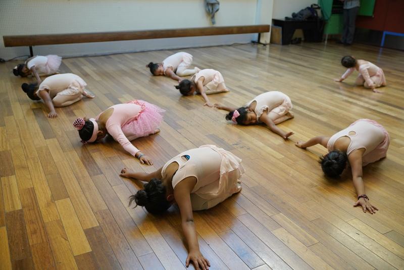 Pre-Ballet Class 2018 (1)