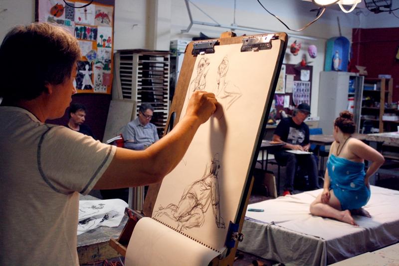 Life Drawing (4)