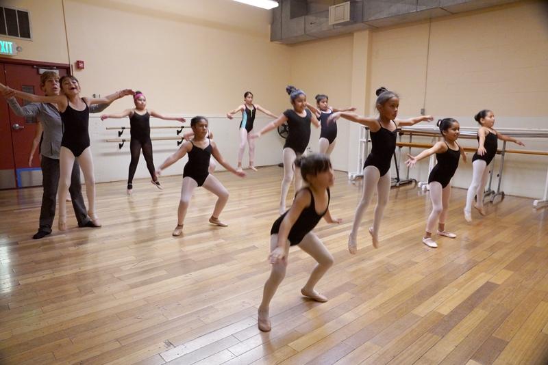 Ballet Level 1 Class (3)