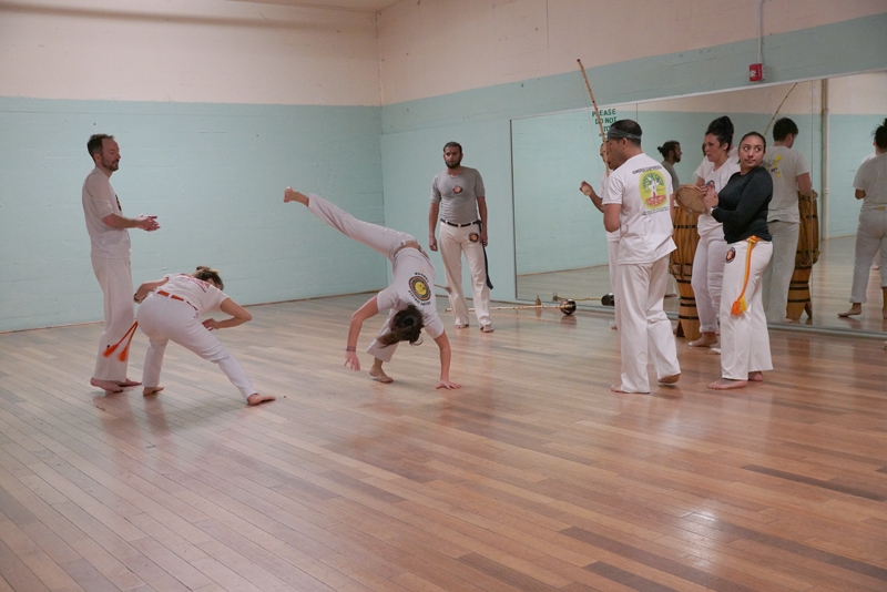 Capoeira for Adults (2)