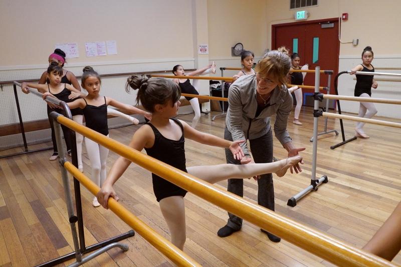 Ballet Level 1 Class (2)