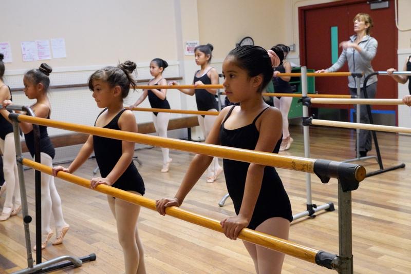 Ballet Level 1 Class (1)