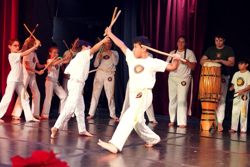 Capoeira For Kids (2)