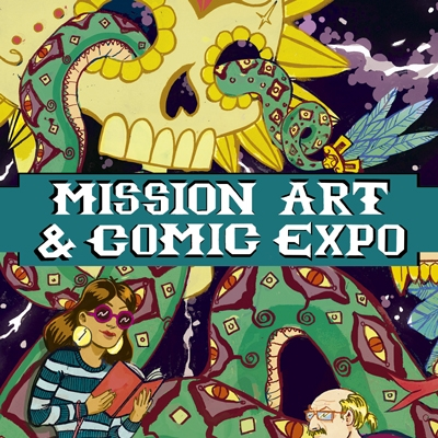 Mission Art and Comic Expo