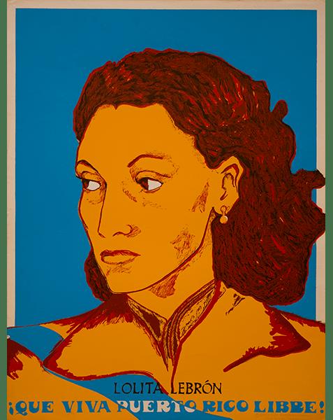 Print LR163 - Lolita Lebron