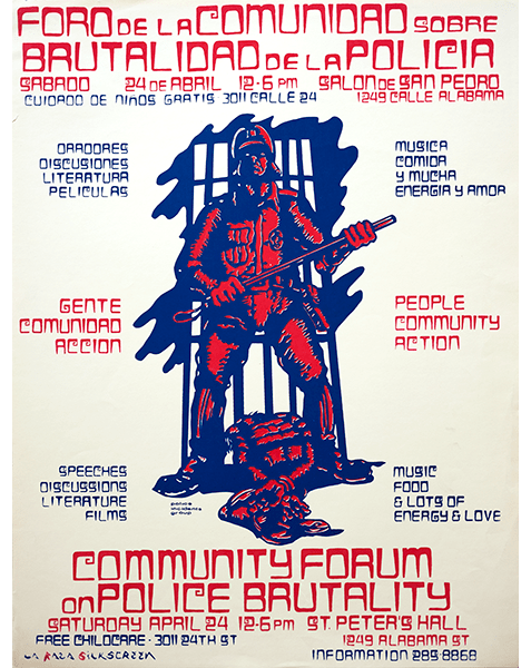 Print LR61 - Community Forum on Police Brutality