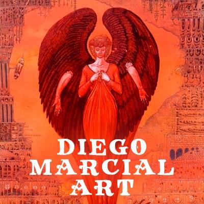 Diego Marcial Art