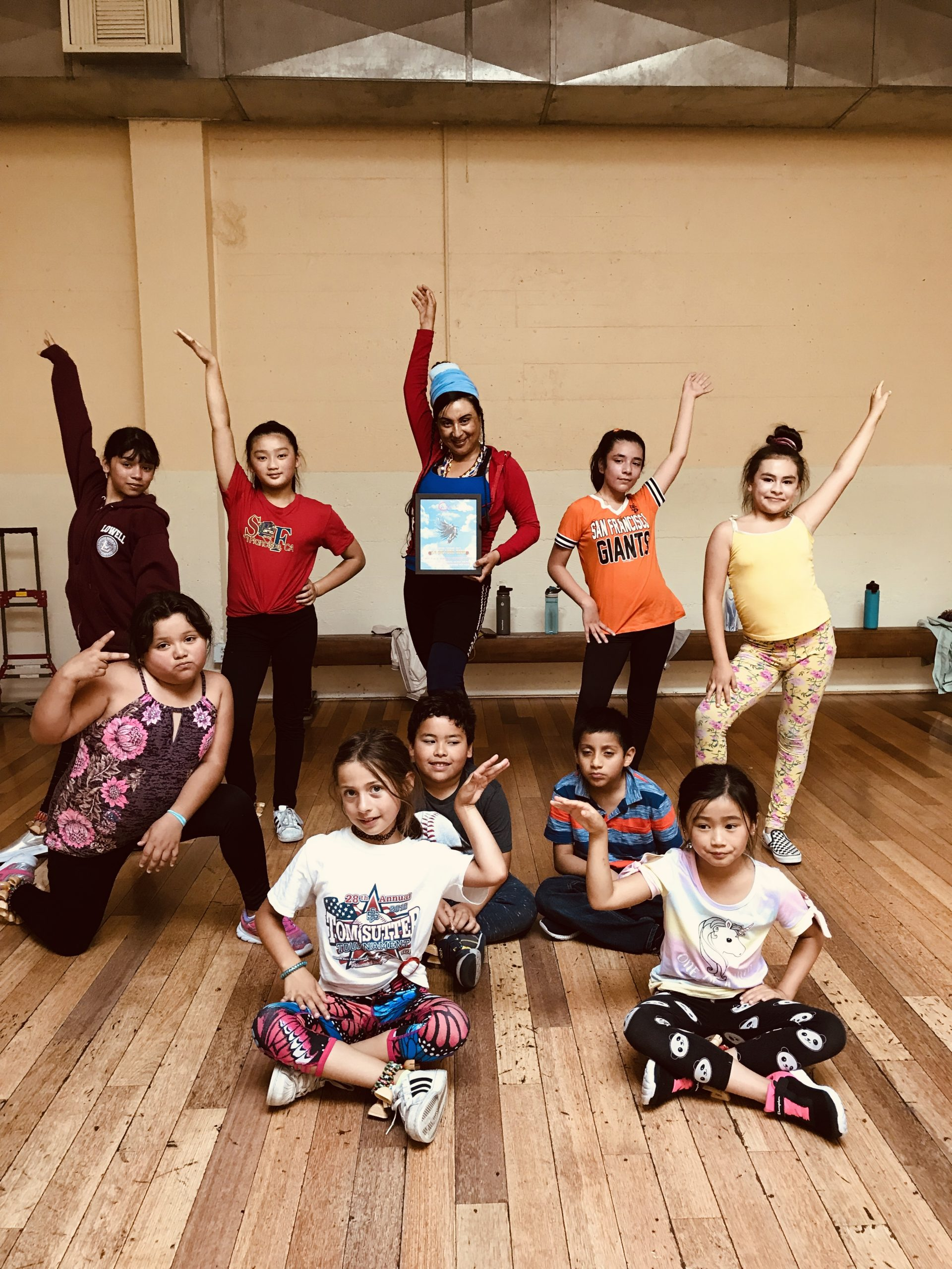 Mixtiso Dance Class with Vanessa (2)