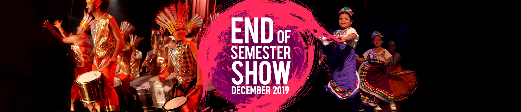 End Of Semester Show December 2019