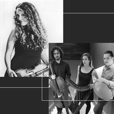 String Quake and Briana Di Mara