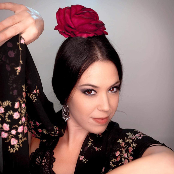 Stringquake Guest Dancer Bianca Rodriguez