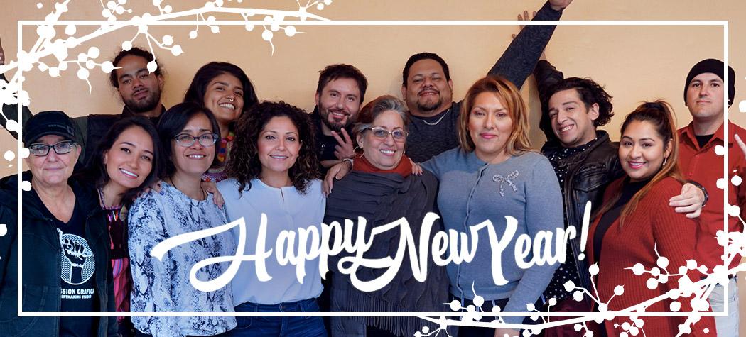 Near Year 2020 Staff Photo