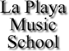 La Playa Music School